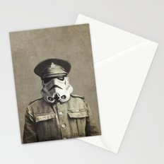 Sgt. Stormley - square format Stationery Cards