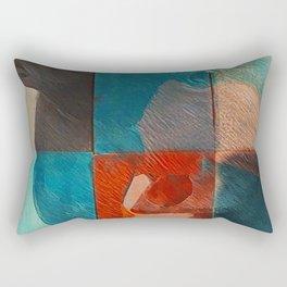 Jolis Parrots 1 Rectangular Pillow