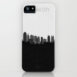 City Skylines: Kansas City (Alternative) iPhone Case