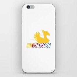 Nascar Chocobo Racing iPhone Skin