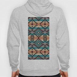 American Native Pattern No. 222 Hoody