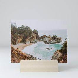 big sur iii / california Mini Art Print