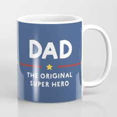 Dad, the Original Super Hero Mug