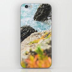 The sea and the color iPhone & iPod Skin