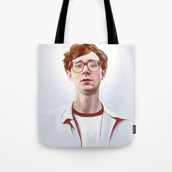 Erlend Øye Kings Of Convenience The Whitest Boy Alive Tote Bag