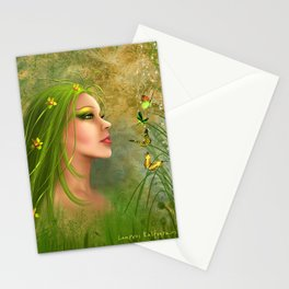 Forrest Angel Stationery Cards