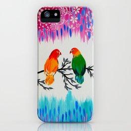 Nature's Jewels iPhone Case
