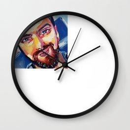 Rampart Rising Wall Clock
