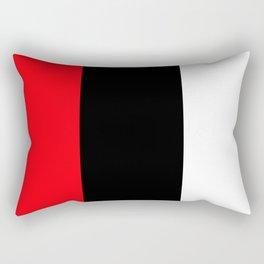 Team Colors ...design 7 Rectangular Pillow