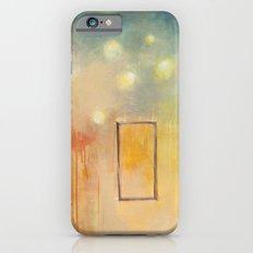 bird and open window iPhone 6s Slim Case