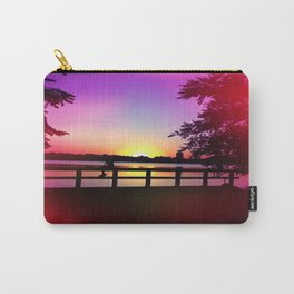 Warm Summer Nights at Dusk Carry-All Pouch