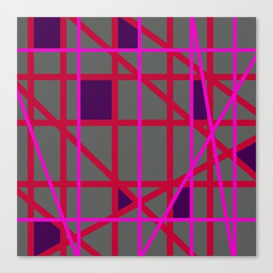 Abstract RF Canvas Print