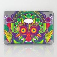 majora iPad Cases featuring Majora Nouveau by Mareve Design
