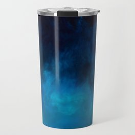 Drift Water Ocean Art Piece Print Travel Mug