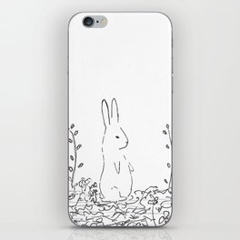 conejo iPhone Skin