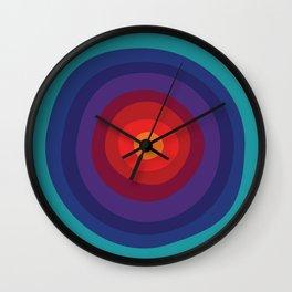 MCM Verner Wall Clock