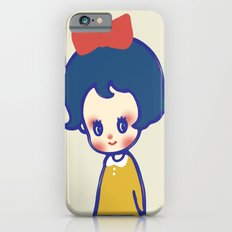 a little girl  Slim Case iPhone 6s
