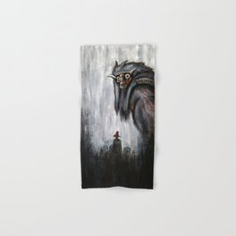 Wander and the Colossus Hand & Bath Towel