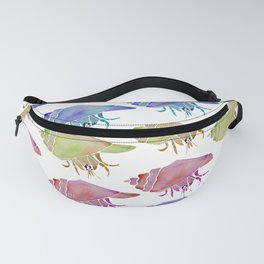 Hermit Crab Fanny Pack
