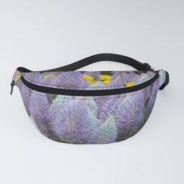 Australian Foxtail Flower Fanny Pack