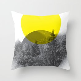 SUNFOREST Throw Pillow