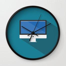 Computer Wall Clock