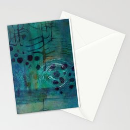 Glyphs Stationery Cards