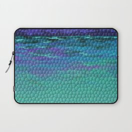 Night Ocean Art Laptop Sleeve