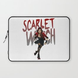 Derby Witch Laptop Sleeve