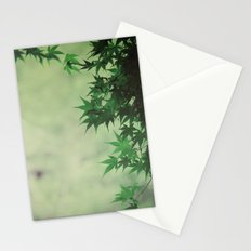 japanese serenity Stationery Cards