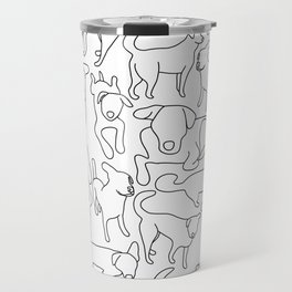 Ruff and Tumble Travel Mug