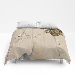 Coiffure No.1 Comforters