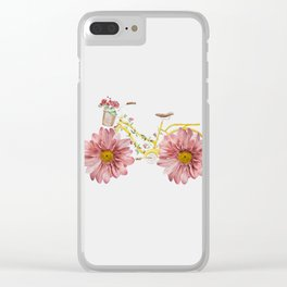 Enjoy the Ride Clear iPhone Case