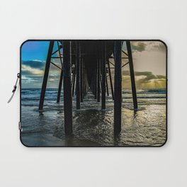 Sky Painting (Oceanside Pier) ~ 10-2015 Laptop Sleeve