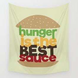 the best sauce Wall Tapestry