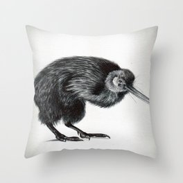 Kiwi Throw Pillow