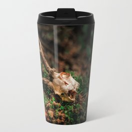 HUNTING SEASON IS OVER. Travel Mug