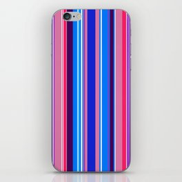 Stripes-019 iPhone Skin