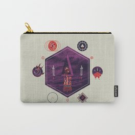 It fell from the stars, It rose from the sea Carry-All Pouch