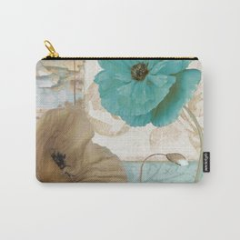 Beach Poppies IV Carry-All Pouch