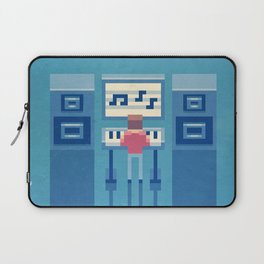The electronic musician Laptop Sleeve