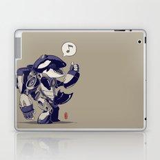 CybOrca Laptop & iPad Skin