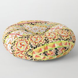 Gypsy Caravan Luxe Stripe Floor Pillow
