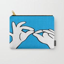 ASL Interpret Carry-All Pouch