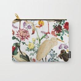 Long Legged Birds I Carry-All Pouch