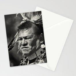 Dakota chief Stationery Cards