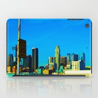 cityscape iPad Cases featuring Cityscape by Life Of A Lens Studios