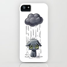 Pouring iPhone (5, 5s) Slim Case