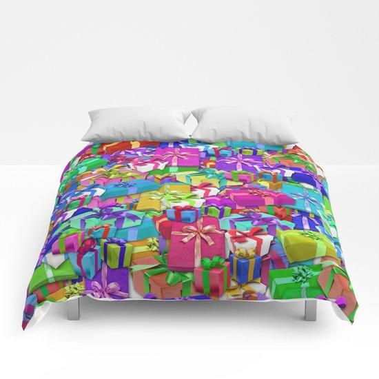 Sweetener Comforters