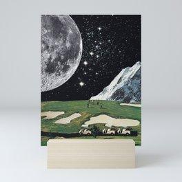 Supermoon Mini Art Print
